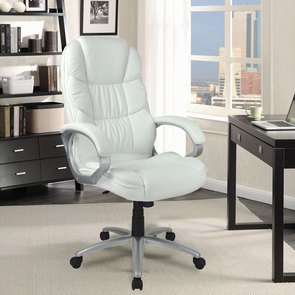 Amazing High Back Executive Leather Ergonomic Office Desk Computer Chair O10 Brown Download Free Architecture Designs Grimeyleaguecom