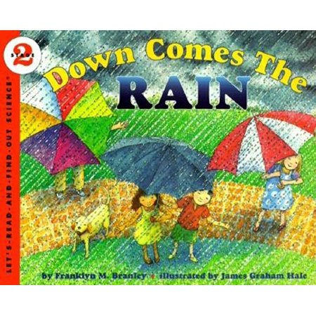 Will It Rain On Halloween (Let's-Read-And-Find-Out Science 2: Down Comes the Rain)