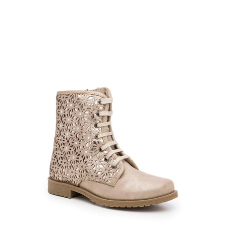 Rachel Shoes Girls' Belle Combat Boot