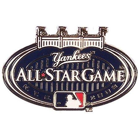 2008 MLB All-Star Game Logo Pin - Yankee - Best Baseball Stadium