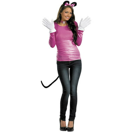Minnie Mouse Pink Kit Adult Halloween Accessory