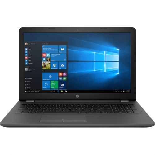 "HP 250 G6 15.6"" LCD Notebook - Intel Core i5 (7th Gen) i5-7200U Dual-core (2 Core) 2.50 GHz - 4GB DDR4 SDRAM - 500GB HDD - Windows 10 Pro (English) - 1366 x 768 - Dark Ash Silver"