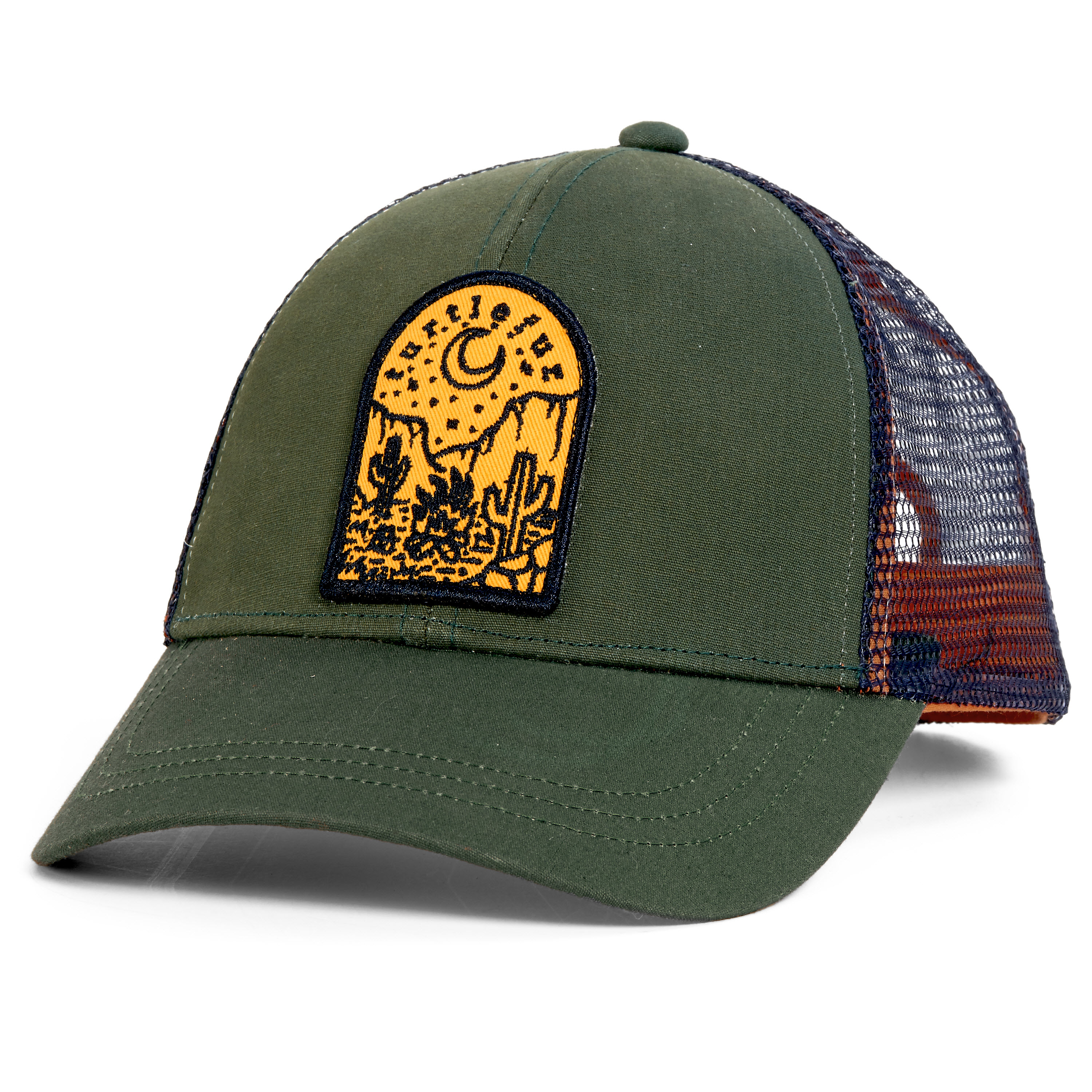 Turtle Fur Saguaro Cactus Trucker Hat