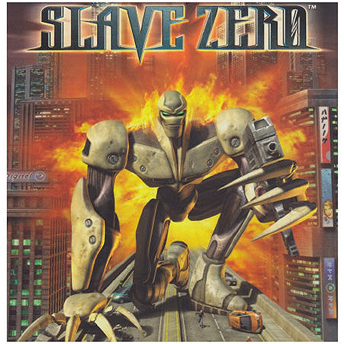 Tommo 58411047 Slave Zero (PC) (Digital Code)