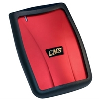 "CMS Products V2ABS-CELP-500 CMS Products ABS-Secure 500 GB 2.5"" External Hard Drive - USB 2.0 - 5400 - 8 MB Buffer - 1 Pack"