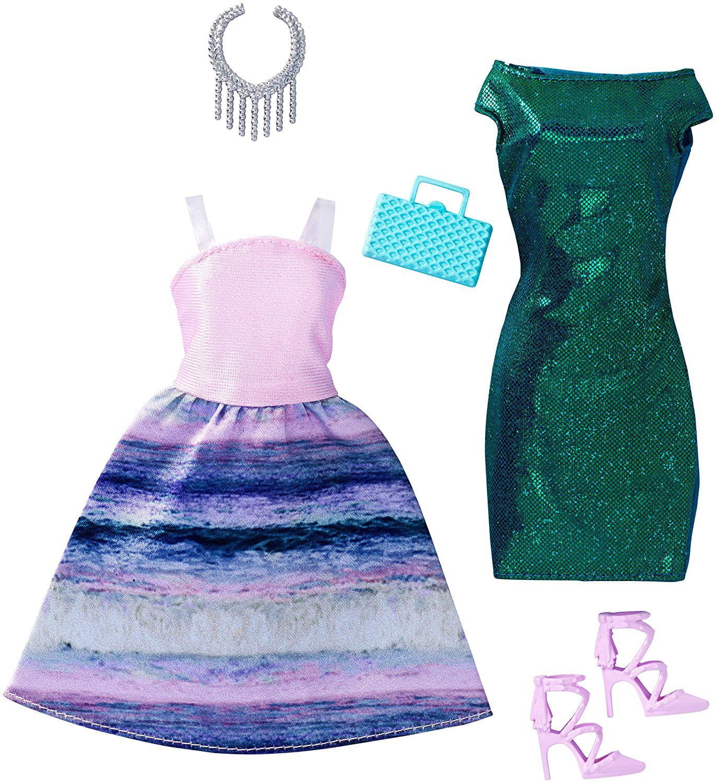 Fashions Mermaid , 2 Pack - Petite, Includes two versatil...