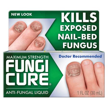 Fungicure Maximum Strength Anti-Fungal Liquid, 1 Fl.