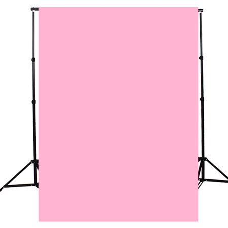 3ft x 5ft PINK  Vinyl Fabric Screen Newborn Studio Photo Video Background Photography Backdrop Wedding Birthday Party Booth Props (Birthday Photo Booth Backdrop)