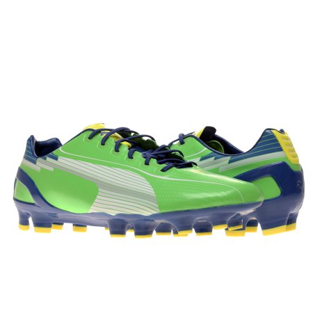 Puma Soccer Wear (Puma Evospeed 1 FG Jasmine Green/White Men's Soccer Cleats)