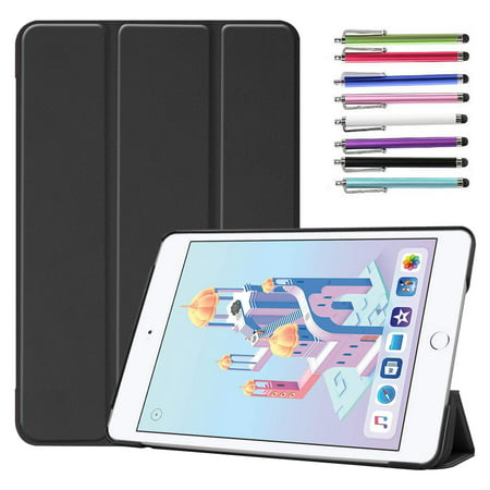 Epicgadget Case for iPad Mini 5 2019, Auto Wake/Sleep Slim Lightweight Folding Stand Cover Case for Apple iPad Mini 5th Gen 7.9 Inch Display
