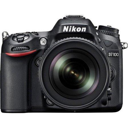 Nikon D7100 Digital Camera Body–Walmart-Cash Back