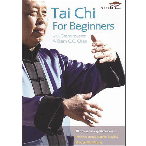 Tai Chi For Beginners With Grandmaster William C.C. Chen (Widescreen)