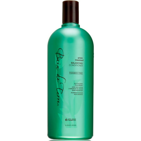 Light Balancing Pack (2 Pack - Bain de Terre Balancing Conditioner, Green Meadow 33.8)