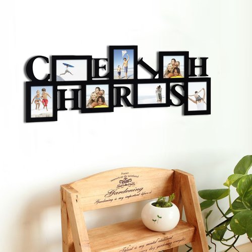 Adeco Trading 7 Opening Cherish Picture Frame by Adeco Trading