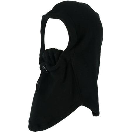 - Size  one size Men's Wicking Fleece 3-in-1 Hood