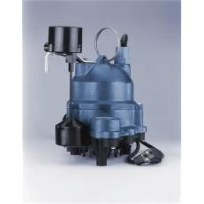 Pentair Water 521042 Ci Sump Pump .5 Hp