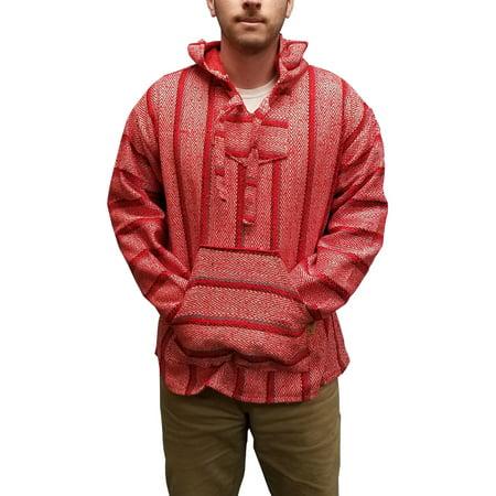 Red Baja Sweatshirt Jeff Spicoli Costume Hoodie Fast Times At Ridgemont High