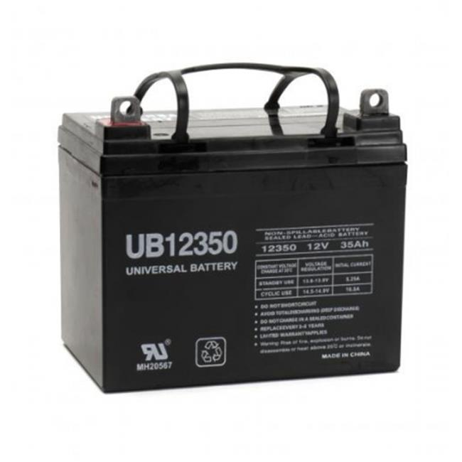 Ereplacements UB12350-ER Sealed Lead Acid Battery