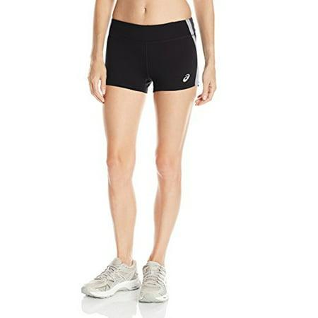 Asics Womens Impulse Short Cross Training;Dance/Cheer;Running;Studio;Volleyball;Walking Athletic Pants & Shorts Shorts (Asics Core Lycra Short)