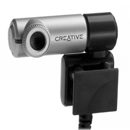 Creative Labs Webcam Notebook Camera with - Creative Labs Clip