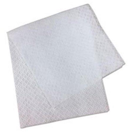 Trust Medical TLDW453522 Wipes Quarter Fold, White - 60 Per Pack