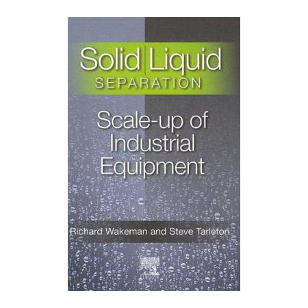 Solid/Liquid Separation: Scale-Up of Industrial Equipment