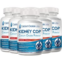 Kidney COP Patented Formula Helps Stop Recurrence of Stones Formed by Calcium Oxalate Crystals | Stronger Than Stone Breaker & Chanca Piedra Supplements
