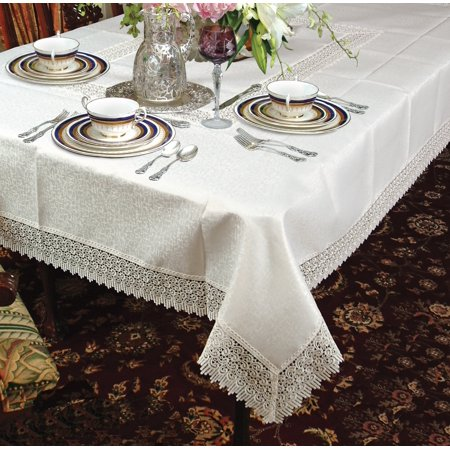 Treasure Lace Tablecloth Walmart Com