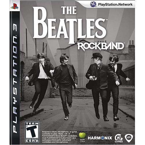 The Beatles: Rock Band - Software Only (PS3)