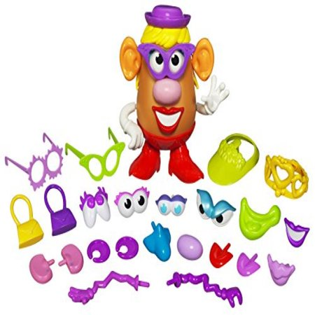 Mr And Mrs Potato Head Set (Playskool Mrs. Potato Head Silly Suitcase)