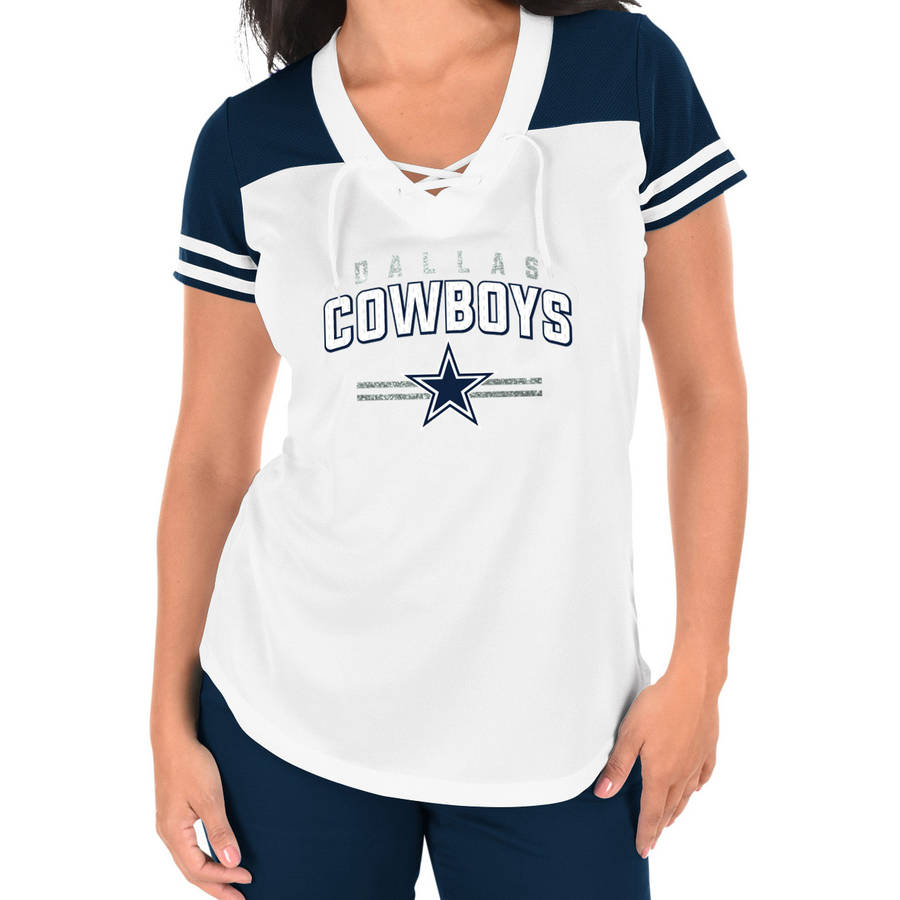 NFL Dallas Cowboys Plus Size Women's Basic Tee