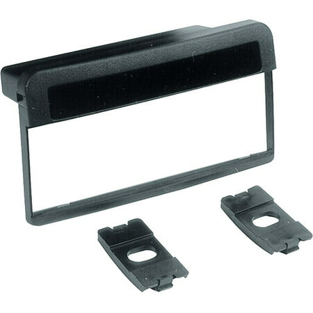 SCOSCHE FMC1370B - 1998-up Mercury Cougar Mounting Dash Kit for Car Radio / Stereo Installation with storage Pocket for disc's