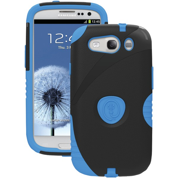 Samsung Galaxy S III Trident Cases Blue
