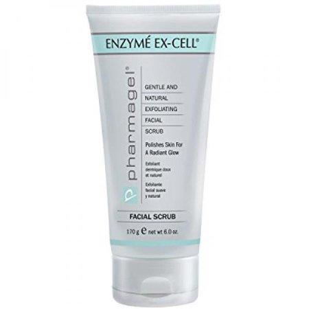 Pharmagel Enzyme Ex-Cell Facial Scrub, 6 Ounce