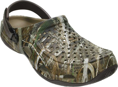Swiftwater Deck Realtree Max-5 Clogs
