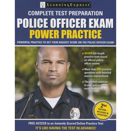 Police Officer Exam : Power Practice