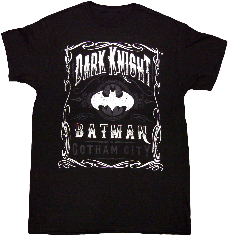 Shirt XL Sons of Gotham Dcr Justice League Dark Adult Ringer T