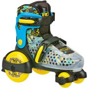 Fun Roll Boys' Jr. Adjustable Roller Skates
