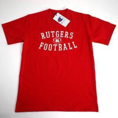 Rutgers Scarlet Knights Football T-shirt - Scarlet