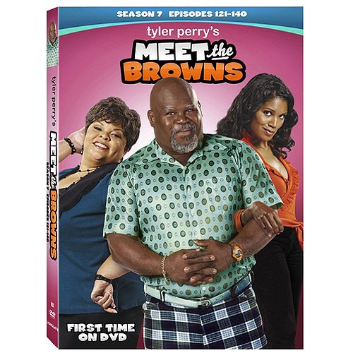 Meet The Browns: Season Seven (Widescreen)
