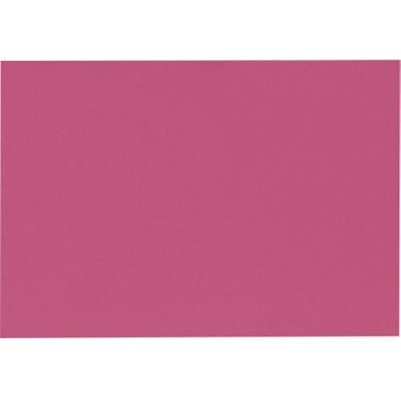 #17 Mini Flat Card (2 9/16 x 3 9/16) - Magenta Pink (50 (Green Border Flat Cards)