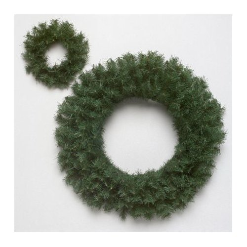 Vickerman Canadian Pine Wreath