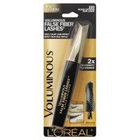 2cd6b3755f2 Product Image L'Oreal Paris Voluminous False Fiber Lashes 220 Black Lacquer  Mascara, 0.32 fl oz