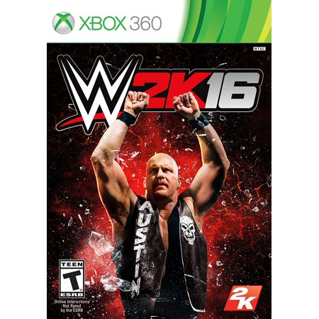 WWE 2K16 - Xbox 360, Biggest Roster in WWE Video Game History:The biggest roster in WWE video game history! Play as over 120 unique characters and Raise Some Hell with.., By 2K Games](Game Characters)
