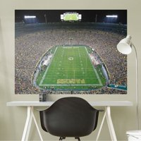 Fathead Green Bay Packers: Lambeau Field Endzone View Mural - Giant NFL Removable Wall Graphic