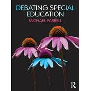 Debating Special Education - eBook