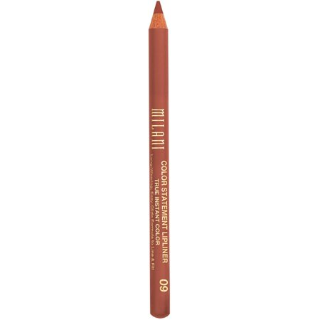 2 Pack - Milani Color Statement Lip Liner, Spice 0.04 oz