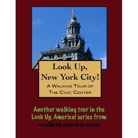 A Walking Tour of New York City's Civic Center - eBook - York Halloween Tours