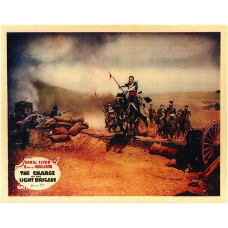 The Charge of the Light Brigade (1936) 11x14 Movie
