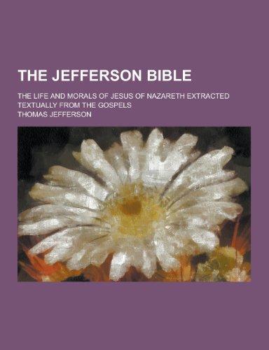 Bible the jefferson pdf